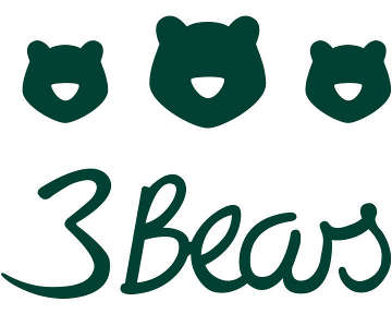 3Bears Logo green small